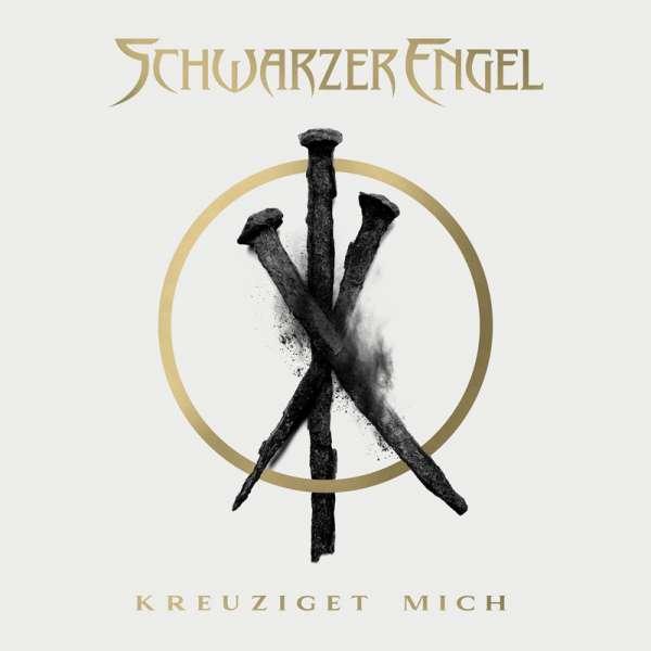 SCHWARZER ENGEL - Kreuziget Mich - Digipak-CD EP