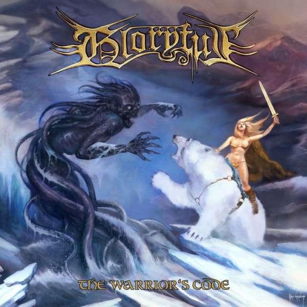 GLORYFUL - The Warrior's Code - CD Jewelcase