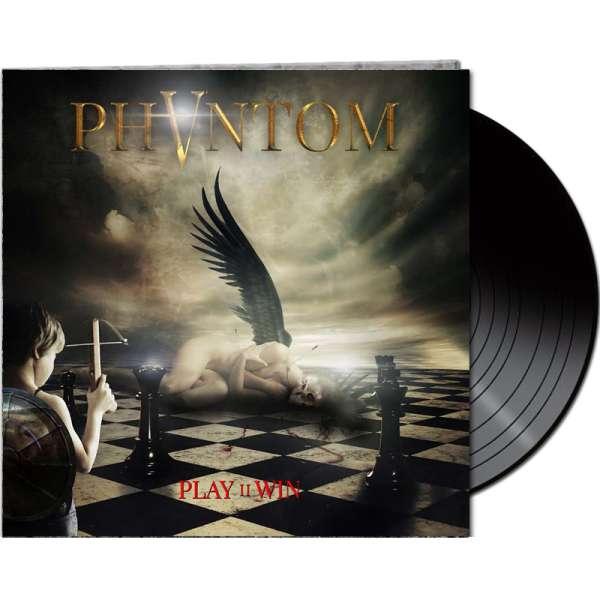 PHANTOM 5 - Play II Win - Ltd. Gatefold BLACK LP