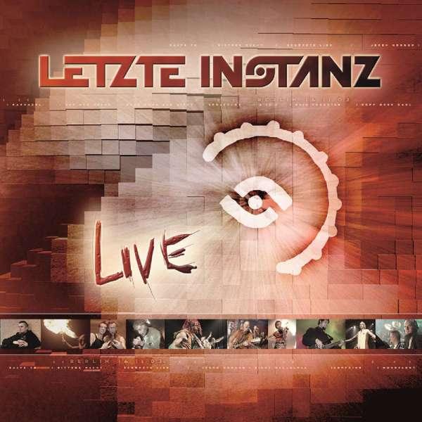 LETZTE INSTANZ - Live - CD Jewelcase