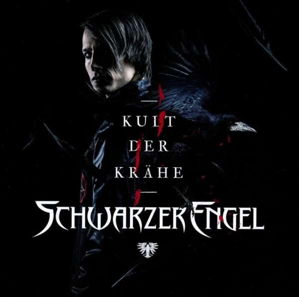 SCHWARZER ENGEL - Kult Der Krähe - Ltd. Gatefold BLACK LP