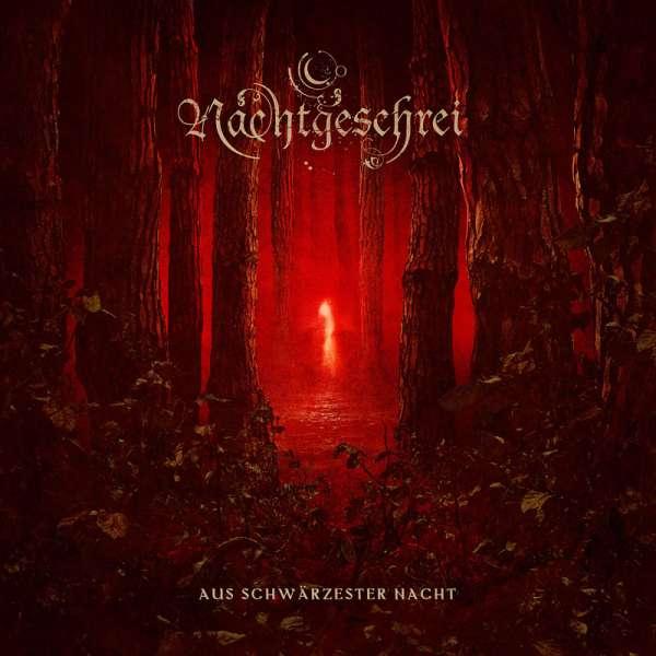 NACHTGESCHREI - Aus Schwaerzester Nacht - CD Jewelcase