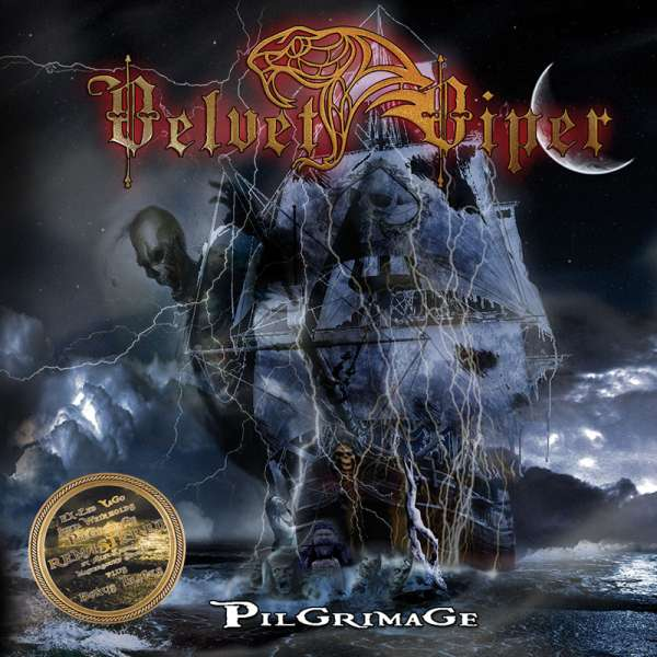 VELVET VIPER - Pilgrimage (Remastered) - Ltd. BLACK LP