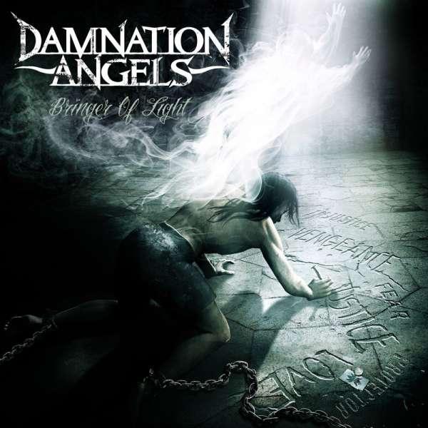 DAMNATION ANGELS - Bringer Of Light - CD Jewelcase