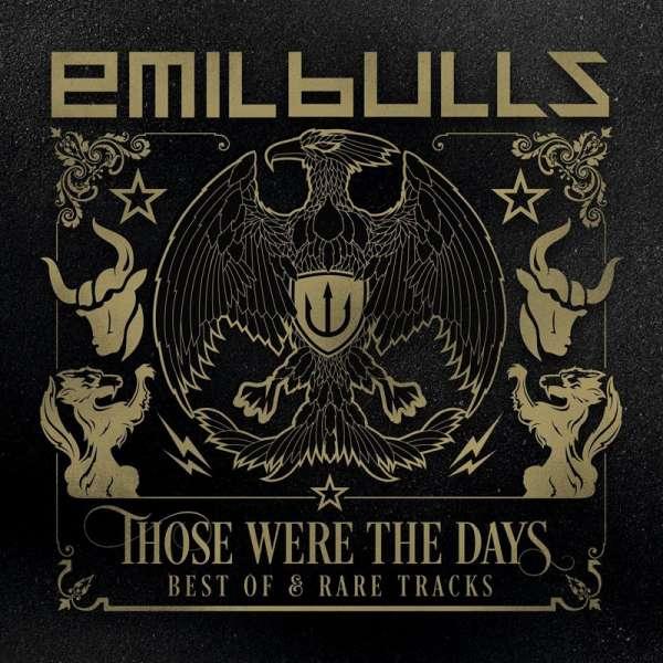 EMIL BULLS - Those Were The Days (Best Of & Rare Tracks) - 2-CD