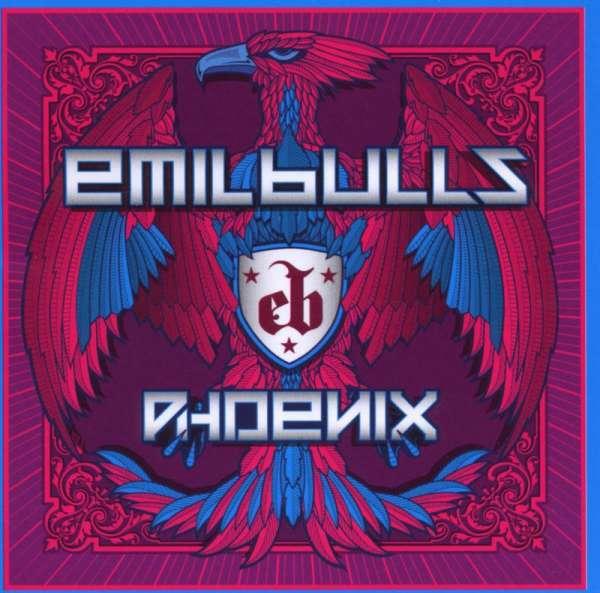 EMIL BULLS - Phoenix - CD Jewelcase