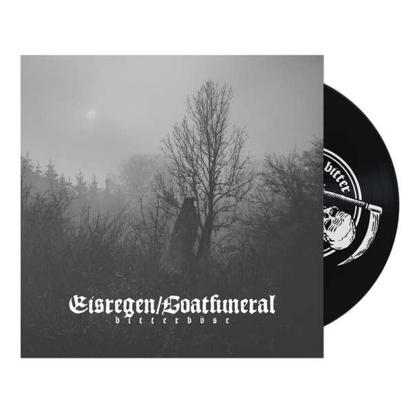 EISREGEN / GOATFUNERAL - Bitterböse - Ltd. PICTURE DISC Vinyl LP