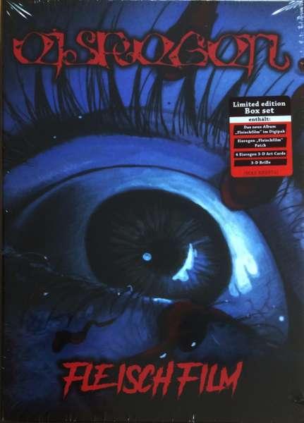 EISREGEN - Fleischfilm - Ltd. Boxset