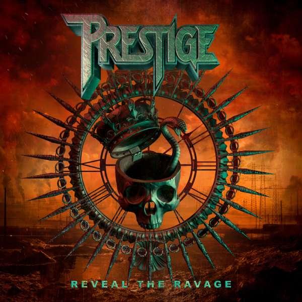 PRESTIGE - Reveal The Ravage - Digipak-CD