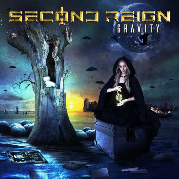 SECOND REIGN - Gravity - CD Jewelcase