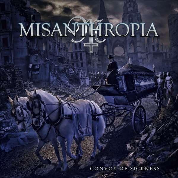 MISANTHROPIA - Convoy Of Sickness - CD (Jewelcase)