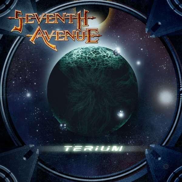 SEVENTH AVENUE - Terium - CD Jewelcase