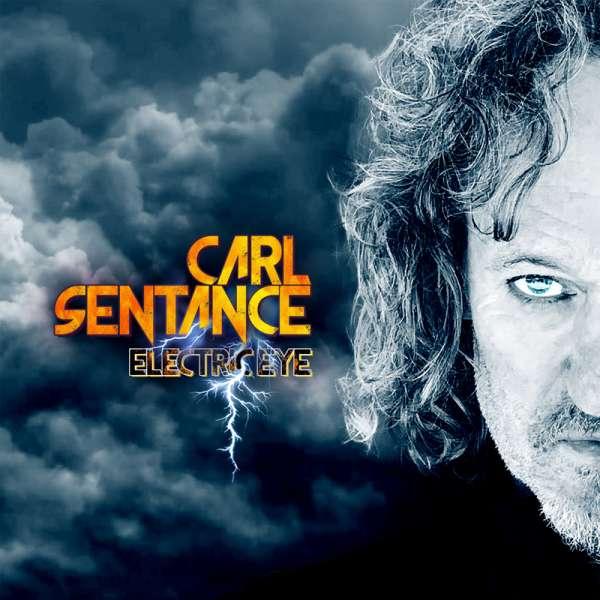 CARL SENTANCE - Electric Eye - Digipak-CD