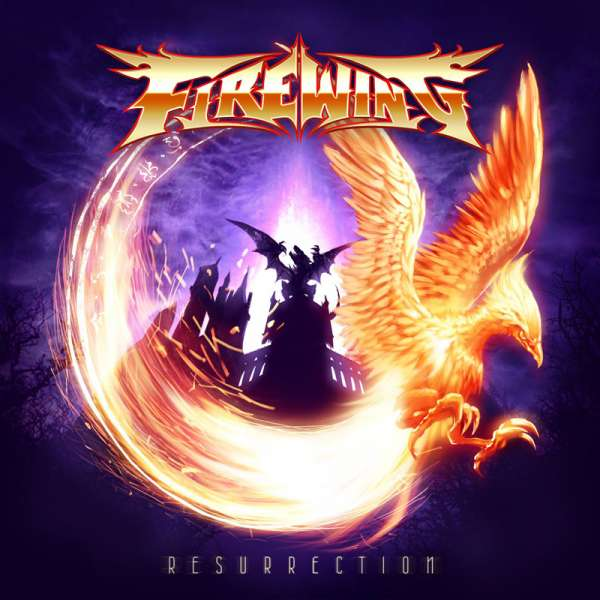 FIREWING - Resurrection - Digipak-CD