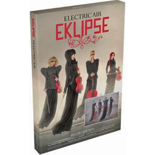EKLIPSE - Electric Air - Ltd. Puzzle Edition Boxset