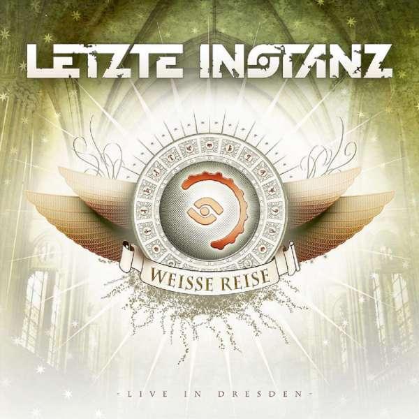 LETZTE INSTANZ - Die Weisse Reise - Live In Dresden - CD Jewelcase