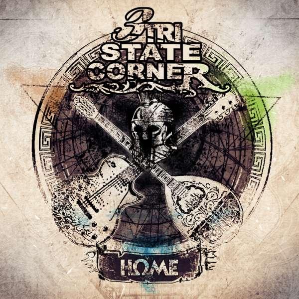TRI STATE CORNER - Home - Digipak-CD