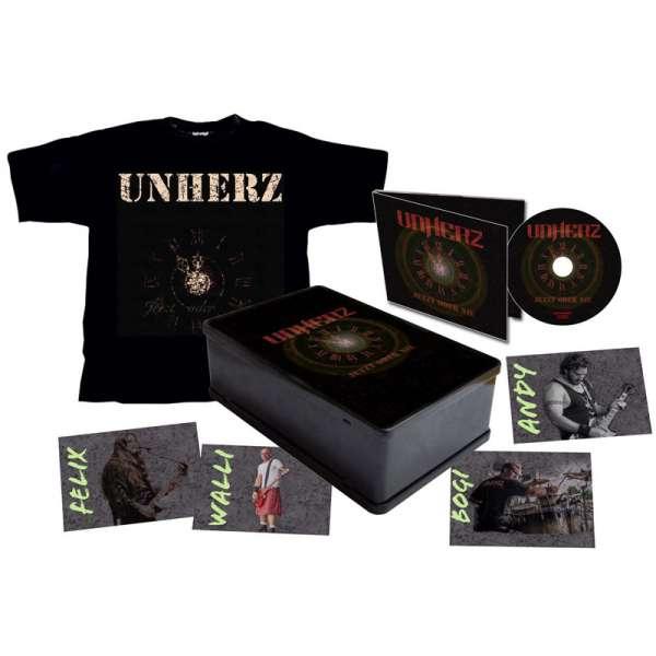 UNHERZ - Jetzt Oder Nie - Ltd. Boxset (incl. T-Shirt L)