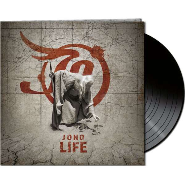 JONO - Life - Ltd. Gatefold BLACK LP