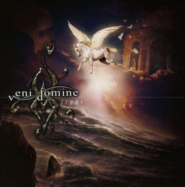 VENI DOMINE - Light - CD Jewelcase