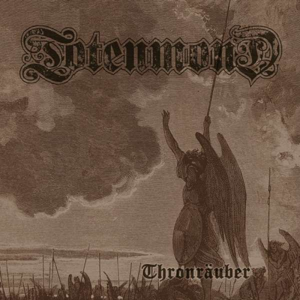 TOTENMOND - Thronräuber - Ltd. Digipak-CD