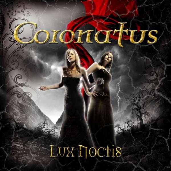 CORONATUS - Lux Noctis - CD Jewelcase