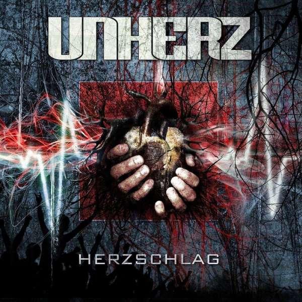 UNHERZ - Herzschlag - CD Jewelcase