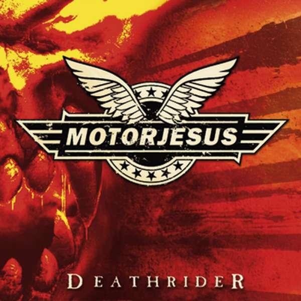 MOTORJESUS - Deathrider - CD Jewelcase