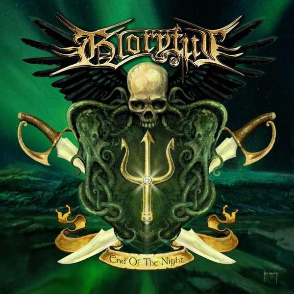 GLORYFUL - End Of The Night - CD Jewelcase
