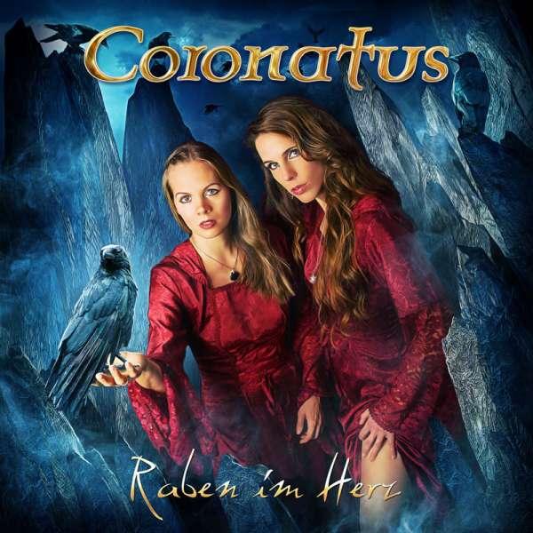 CORONATUS - Raben Im Herz - CD Jewelcase