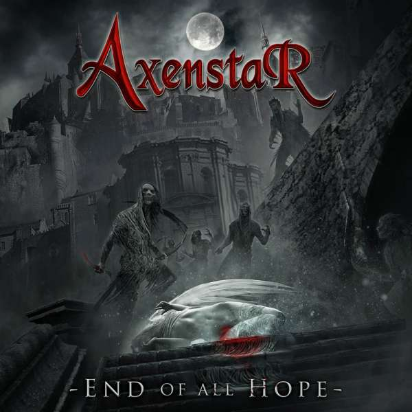 AXENSTAR - End Of All Hope - CD (Jewelcase)
