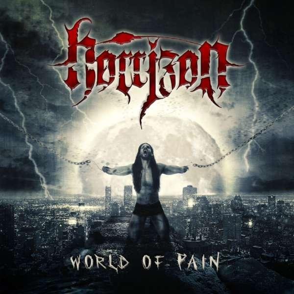 HORRIZON - World Of Pain - CD Jewelcase