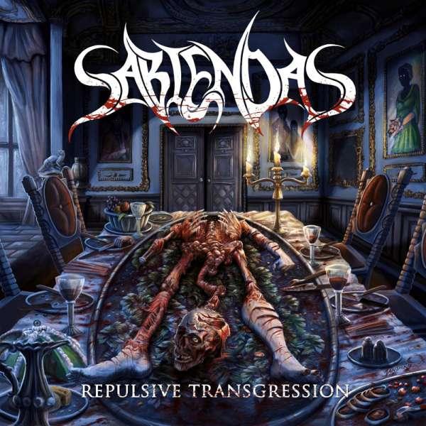 SABIENDAS - Repulsive Transgression - CD Jewelcase