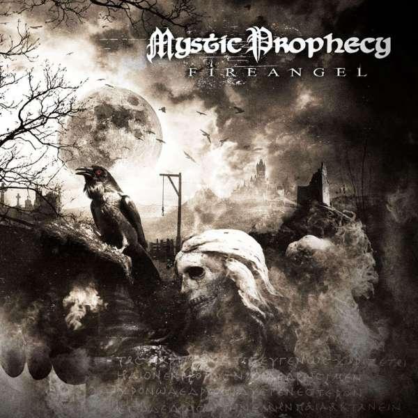 MYSTIC PROPHECY - Fireangel - CD Jewelcase