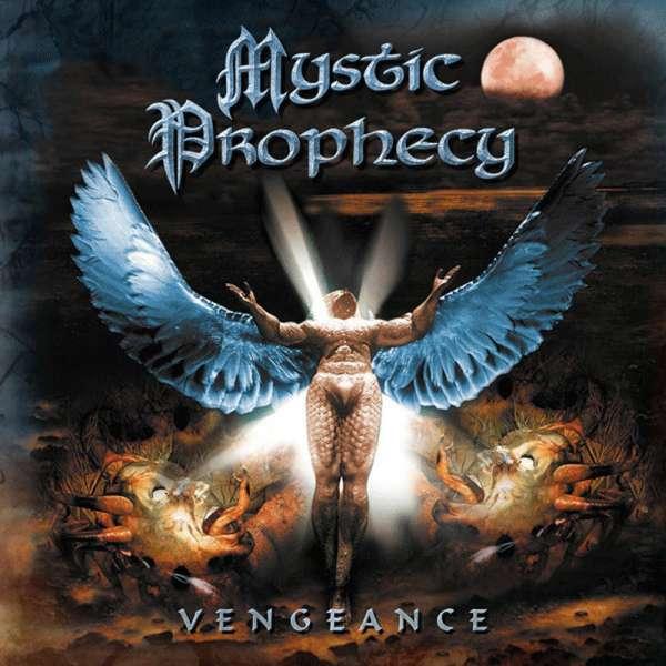 MYSTIC PROPHECY - Vengeance (Re-Release) - Digipak-CD