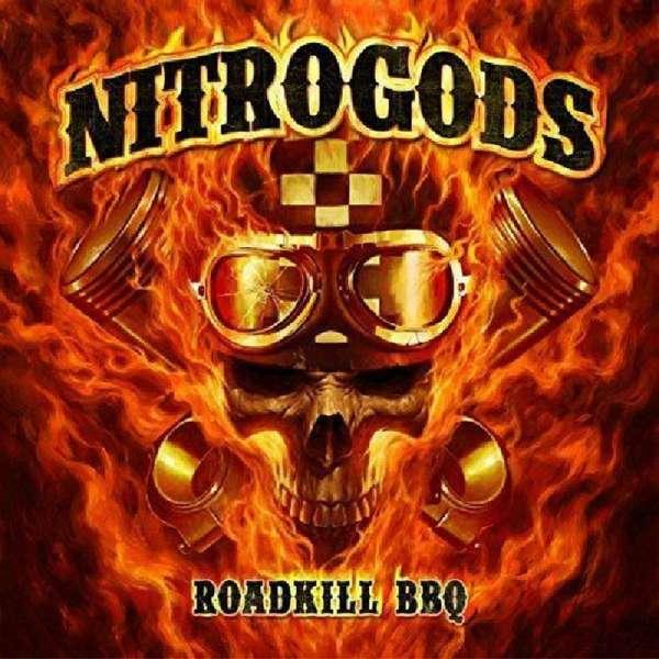 NITROGODS - Roadkill BBQ - CD Jewelcase