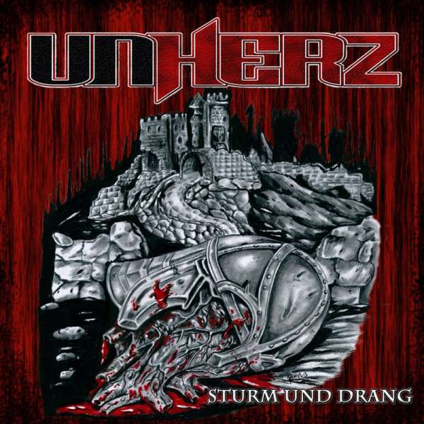 UNHERZ - Sturm & Drang - Ltd. Digipak-CD