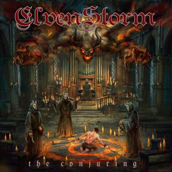 ELVENSTORM - The Conjuring - CD Jewelcase