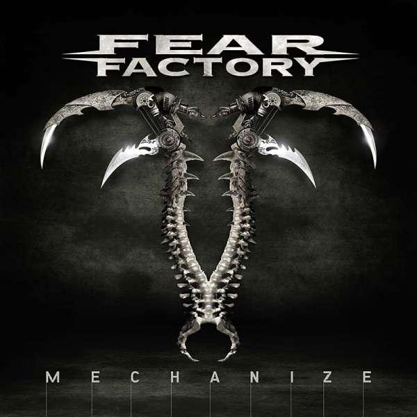 FEAR FACTORY - Mechanize