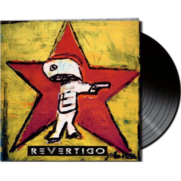 REVERTIGO - Revertigo - Ltd. Gatefold BLACK LP