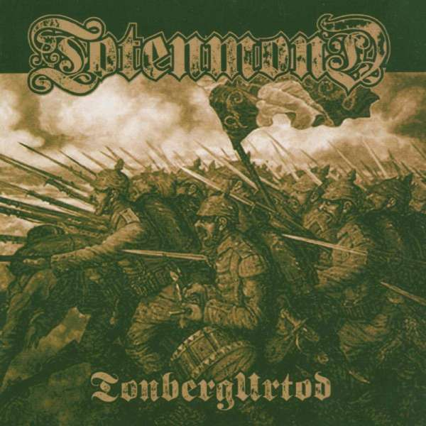 TOTENMOND - Tonbergurtod - CD Jewelcase