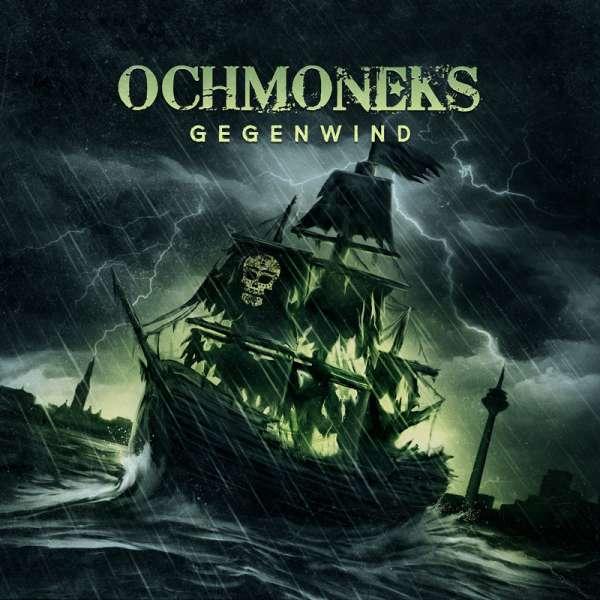 OCHMONEKS - Gegenwind - Digipak-CD