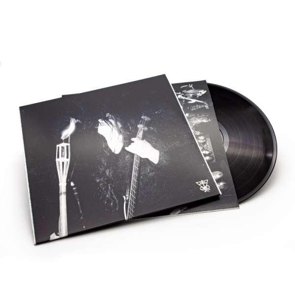 SECRETS OF THE MOON - Live in Bitterfeld - Ltd. BLACK LP