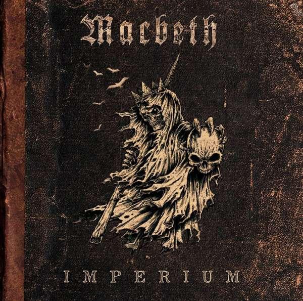 MACBETH - Imperium - CD Jewelcase