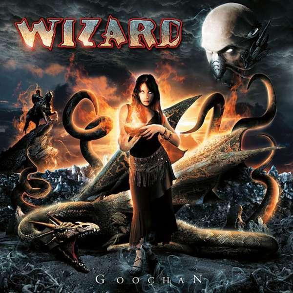 WIZARD - Goochan - CD Jewelcase