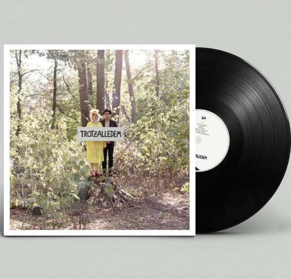 KLEE - Trotzalledem - Ltd. Gatefold BLACK LP