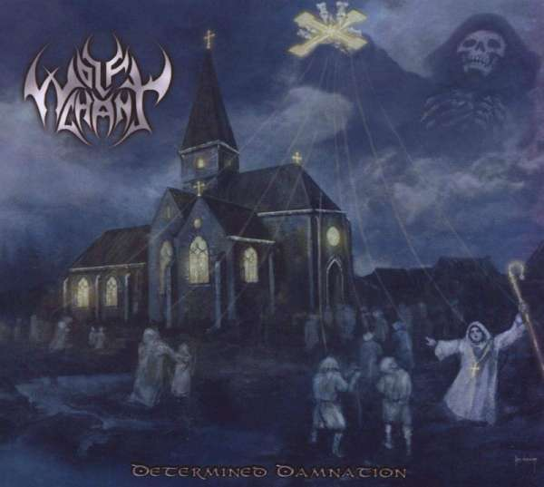 WOLFCHANT - Determined Damnation - CD Jewelcase
