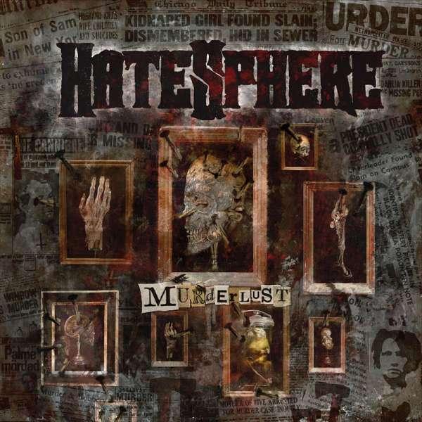 HATESPHERE - Murderlust - CD Jewelcase