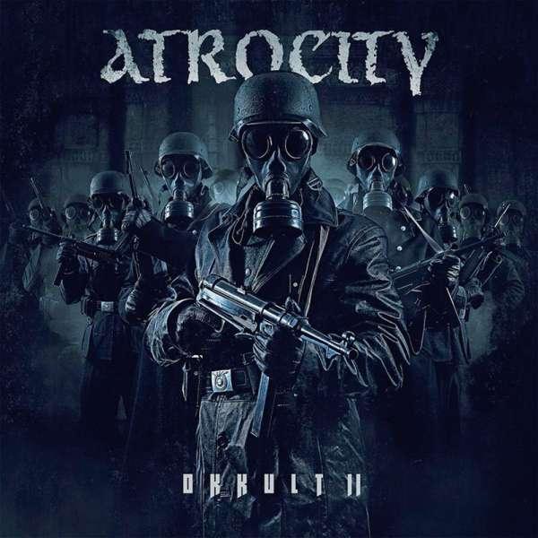 ATROCITY - Okkult II - Ltd. 2-CD-Mediabook