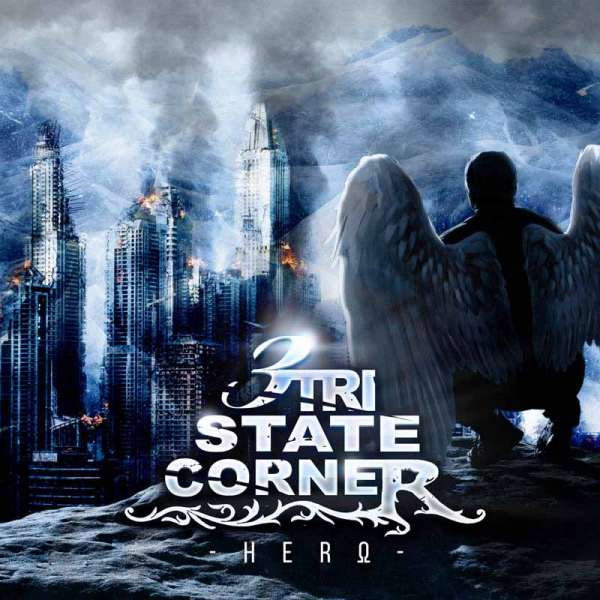 TRI STATE CORNER - Hero - CD (Jewelcase)